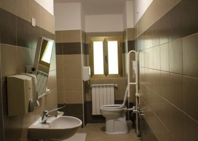 bagni rinnovati Casa fiorita Trieste