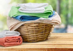 lavanderia interna Casa Fiorita Trieste